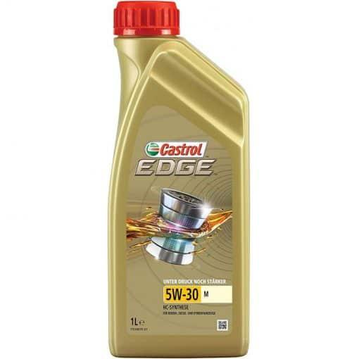 Масло Castrol Edge 5W30 M - 1 литър