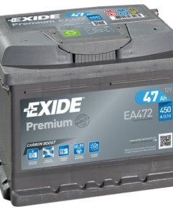 Акумулатор EXIDE PREMIUM 47AH 450A R+
