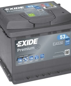 Акумулатор EXIDE PREMIUM 53AH 540A R+