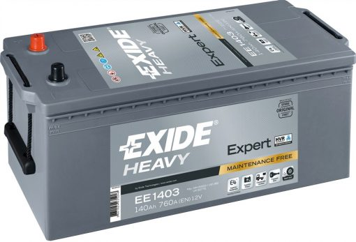 Акумулатор EXIDE HEAVY EXPERT HVR 145AH 900A L+
