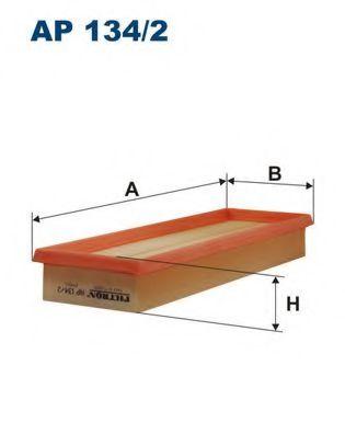 Въздушен филтър (AP 134/2 - FILTRON)