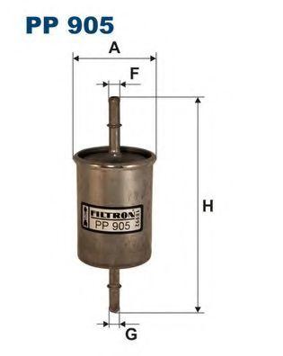 Горивен филтър (PP 905 - FILTRON)