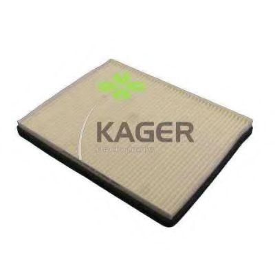 Филтър въздух за вътрешно пространство (09-0068 - KAGER)