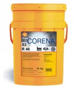 Компресорно масло Shell CORENA S3 R 46 20L