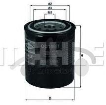 Маслен филтър (OC109/1 - KNECHT)