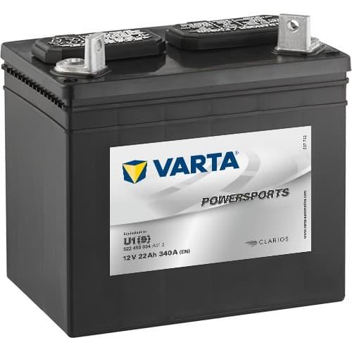 Акумулатор VARTA POWERSPORTS GARDENING 22AH 340A 12V R+