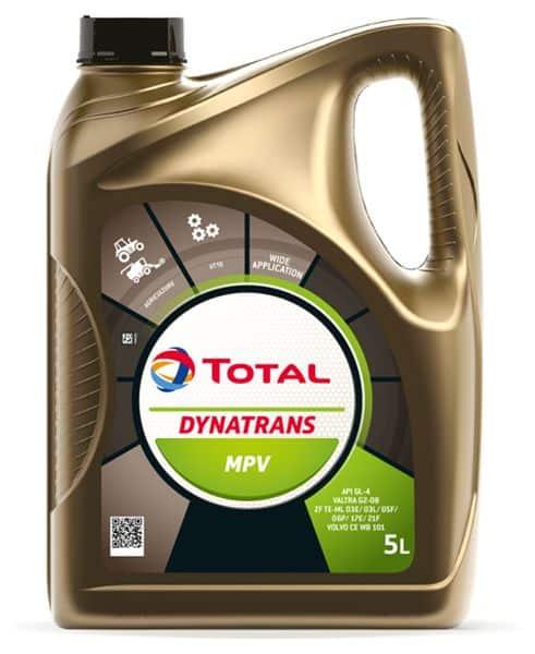 Трансмисионно масло TOTAL DYNATRANS MPV 5L