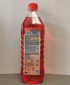 Антифриз концентрат G12 -60С TypeR - 1 литър
