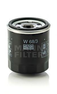 Маслен филтър (W 68/3 - MANN)
