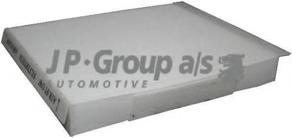Филтър въздух за вътрешно пространство (1228101400 - JP GROUP)