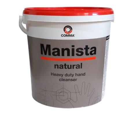 Почистваща паста за ръце COMMA MANISTA NATURAL HEAVY DUTY CLEANER - 10L