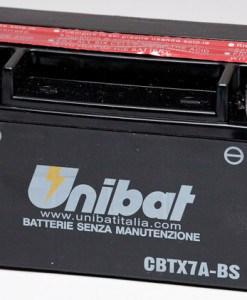 Акумулатор UNIBAT CBTX7A-BS 12V/6AH