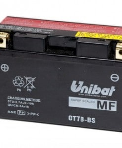 Акумулатор UNIBAT CT7B-BS 12V/6.5AH