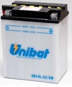 Акумулатор UNIBAT CB14L-A2 12V/ 14AH