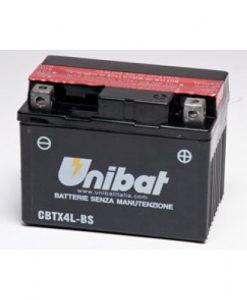 Акумулатор UNIBAT CBTX4L-BS 12V/3AH