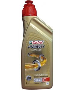 Масло CASTROL POWER 1 RACING 5w40 4T - 1L