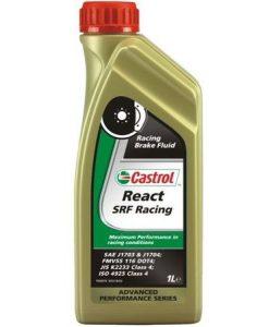 Спирачна течност CASTROL SRF Racing Brake Fluid 1L