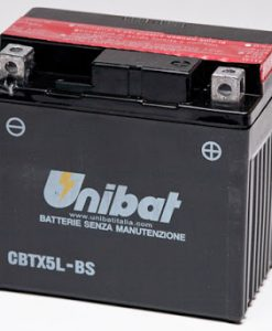 Акумулатор UNIBAT CBTX5L-BS 12V/4AH