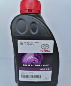 Спирачна течност TOYOTA 08823-80005 DOT-5.1 0.5L