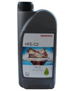 Оригинално двигателно масло Honda 0W30 1L