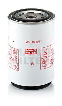 Горивен филтър (WK 1060/3 X - MANN)