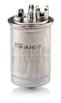 Горивен филтър (WK 842/21 X - MANN)