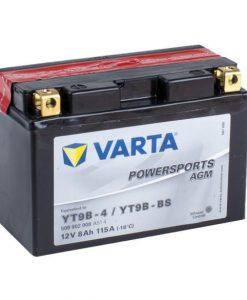 Акумулатор VARTA POWERSPORTS AGM YT9B-BS 8AH 115A 12V L+