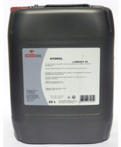 Хидравлично масло Orlen HYDROL L-HM/HLP 46 - 20L