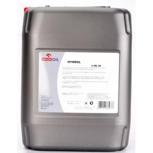 Хидравлично масло Orlen HYDROL L-HL 46 - 30L