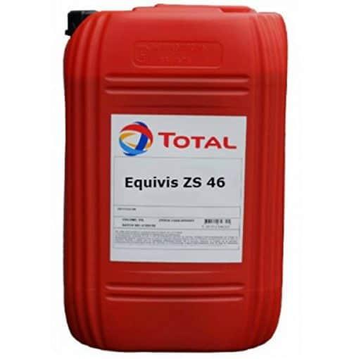 Хидравлично масло Total EQUIVIS ZS 46 - 20L