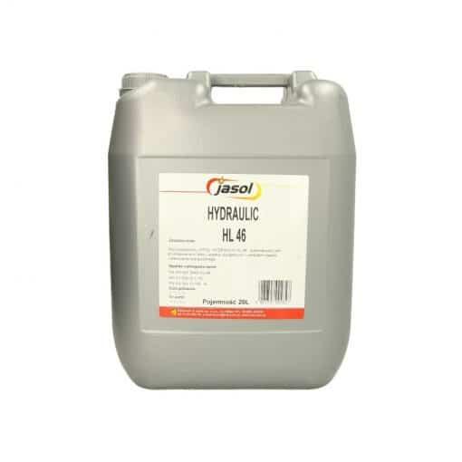 Хидравлично масло JASOL Hydraulic HL 46 - 20L