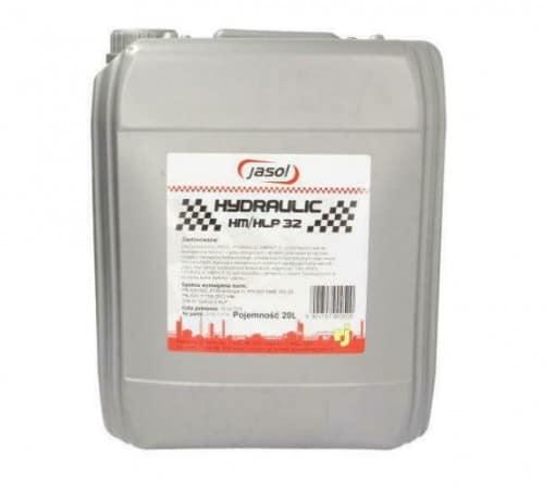 Хидравлично масло Jasol HYDRAULIC HM/HLP 32 - 20L