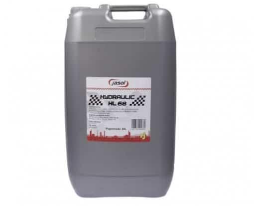 Хидравлично масло JASOL Hydraulic HL 68 - 30L