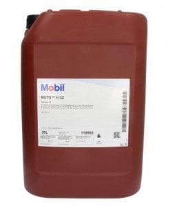 Хидравлично масло MOBIL NUTO H 32 - 20L