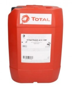 Хидравлично масло DYNATRANS ACX 10W - 20L
