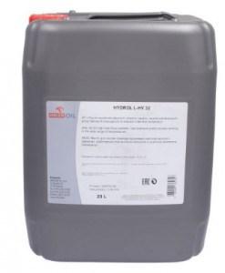 Хидравлично масло Orlen HYDROL L-HV 32 - 20L