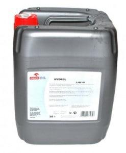 Хидравлично масло Orlen HYDROL L-HV 46 - 20L