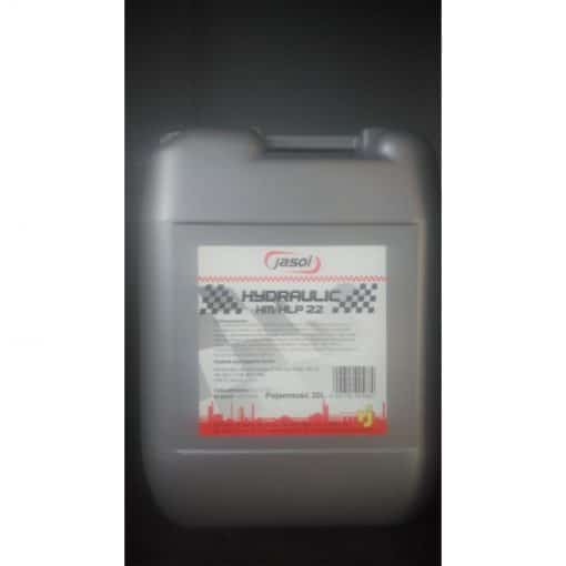 Хидравлично масло Jasol HYDRAULIC HM/HLP 22 - 20L