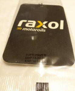 Ароматизатор с надпис Raxol