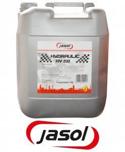 Хидравлично масло Jasol HYDRAULIC HV 68 - 20L