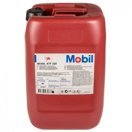 Хидравлично масло MOBIL ATF 220 - 20L