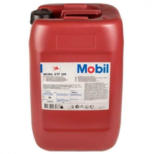 Трансмисионно масло MOBIL DEX 3 ATF 320 - 20L