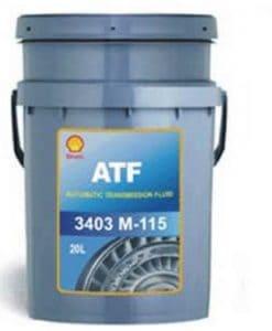 Трансмисионно масло Shell ATF 3403 M-115 - 20L