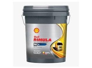 Масло Shell RIMULA R6 M 10W40 - 20 литра