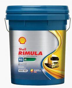Масло Shell RIMULA R5 LE 10W40 - 20 литра