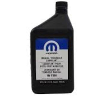 Масло Mopar manual transaxle lubricant NV T350 04874465 - 1L