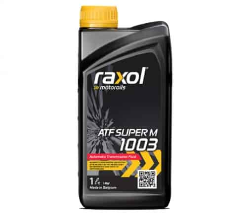Хидравлично масло RAXOL ATF SUPER M 1003 1L