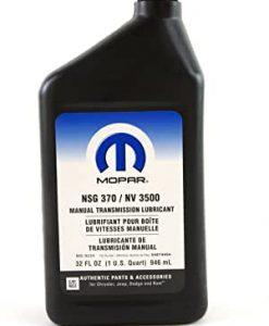 Масло Mopar Manual Transmission Lubricant NSG 370 / NV 3500 1 QT 04874464 - 1L