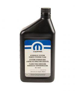 Масло MOPAR Hydraulic System Power Steering Fluid - 68234631AA -1L