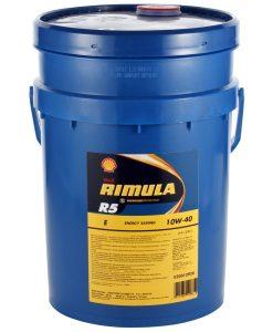 Масло Shell RIMULA R5 E 10W40- 20 литра